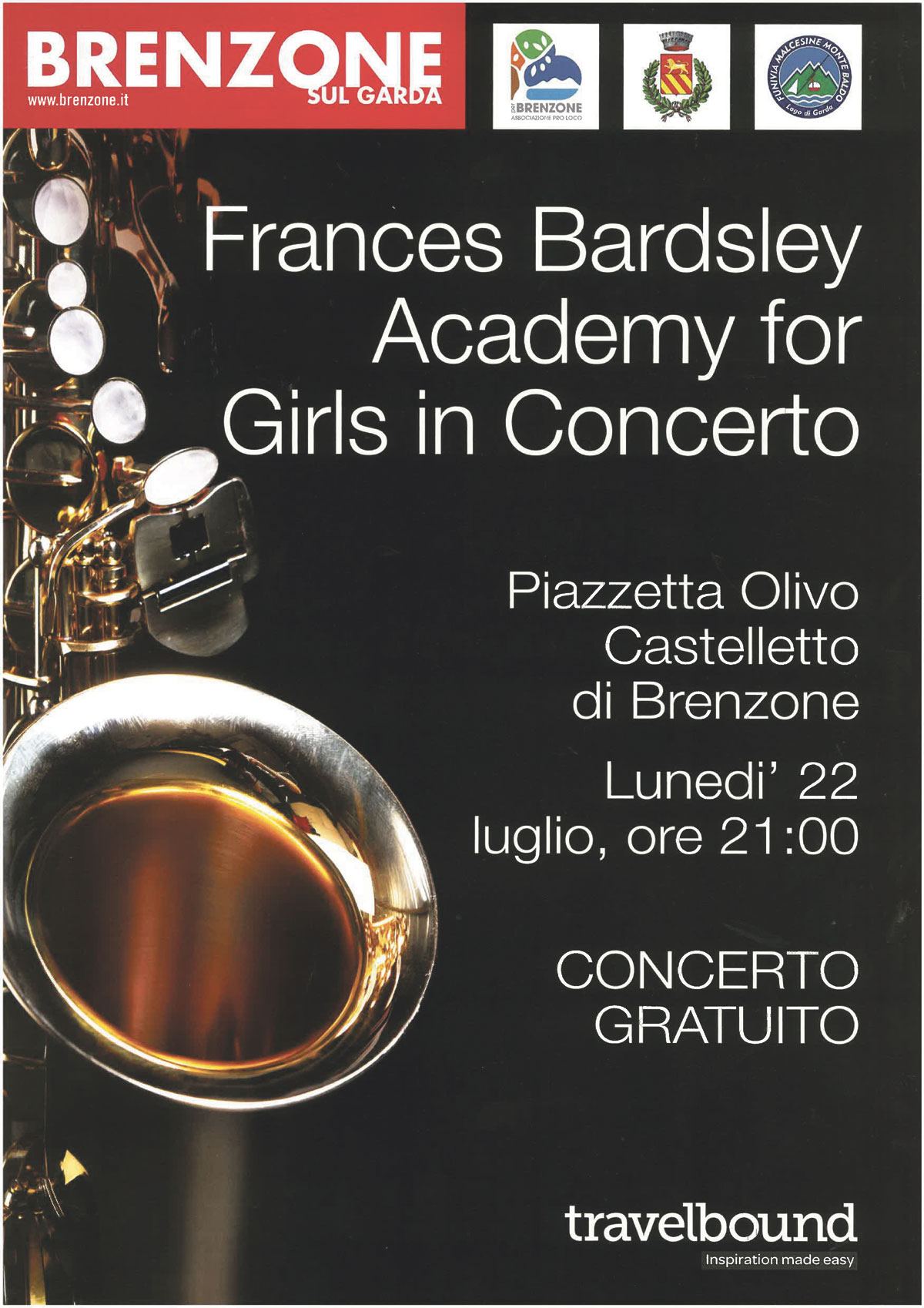 Franches Bardsley Academy for Girls in Concerto: 22.07.2019